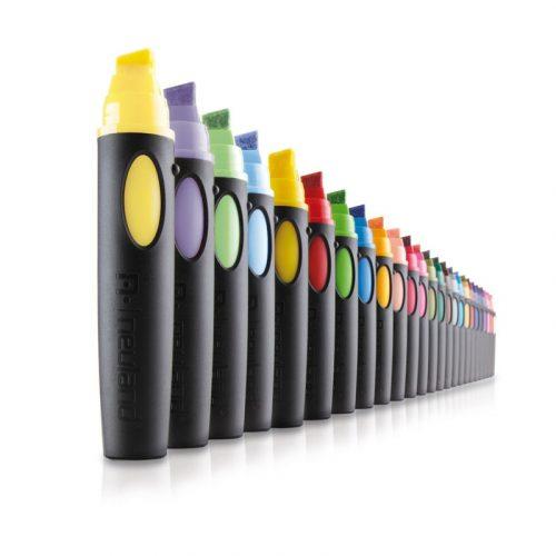 разноцветные neuland маркер bigone