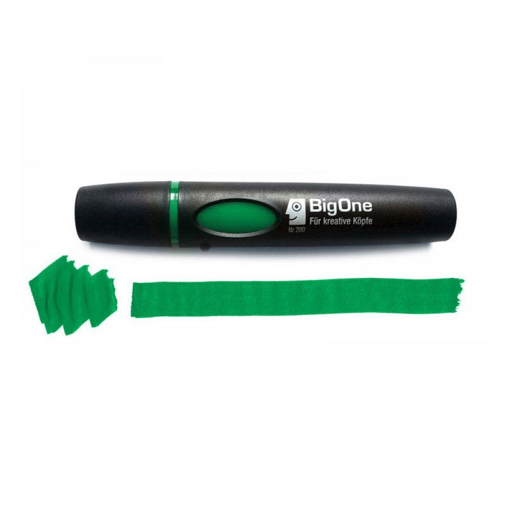 neuland маркер bigone зеленый