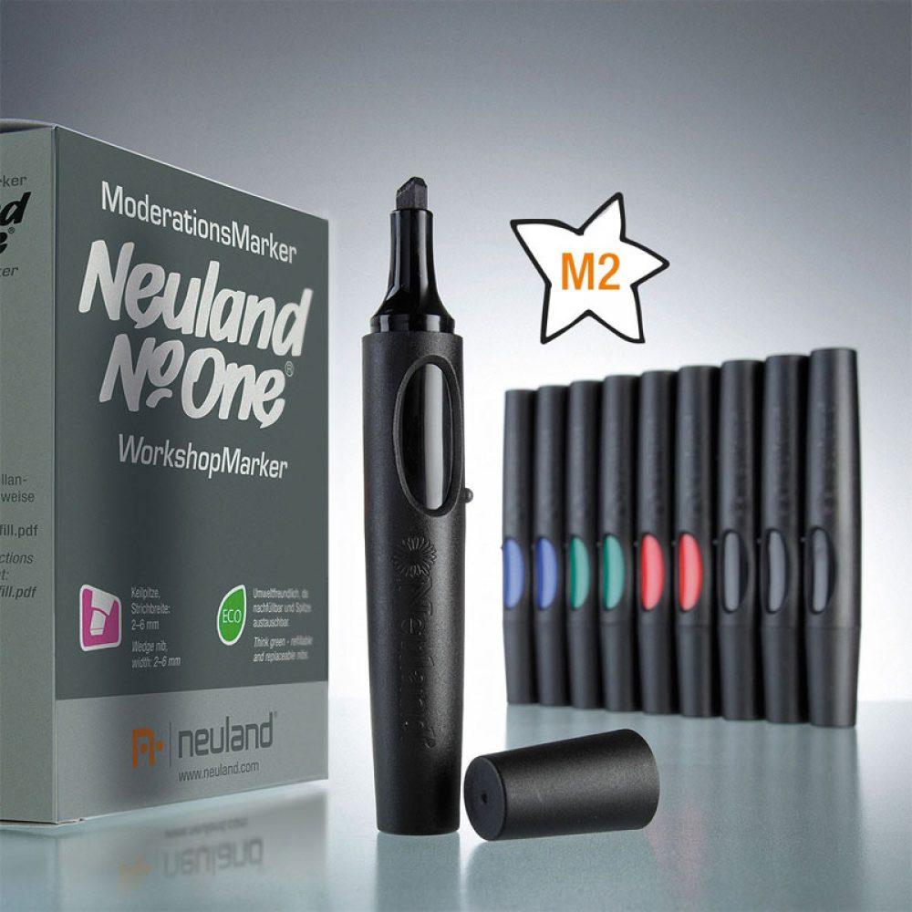 neuland маркер no one набор м2