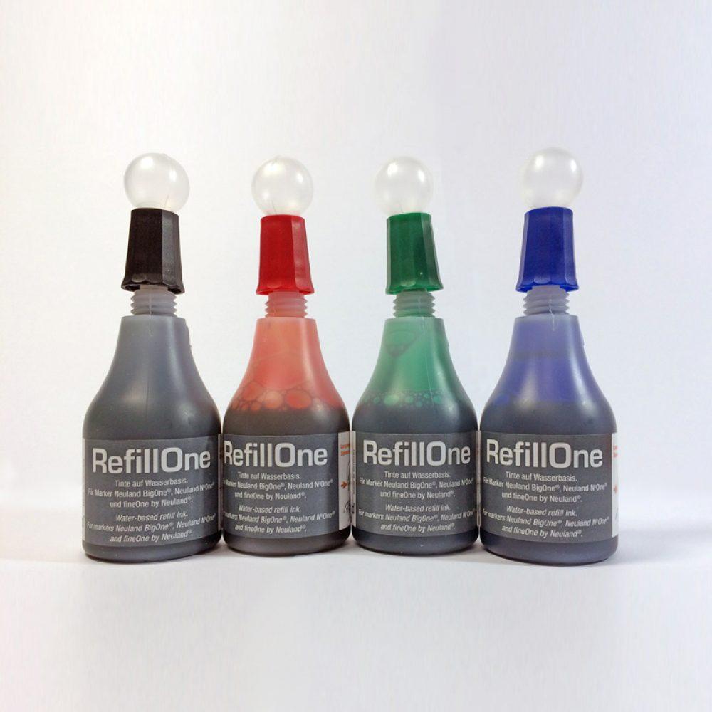 чернила neuland refillone